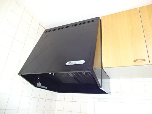 ハイツシュン 00101号室のキッチン