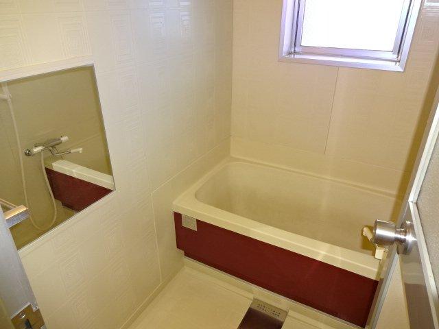 ハイツシュン 00101号室の風呂