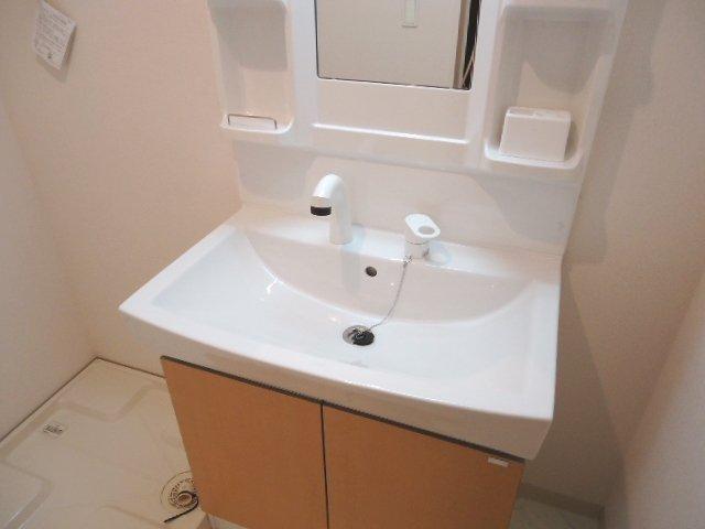 シュプール・ハウス 103号室の洗面所