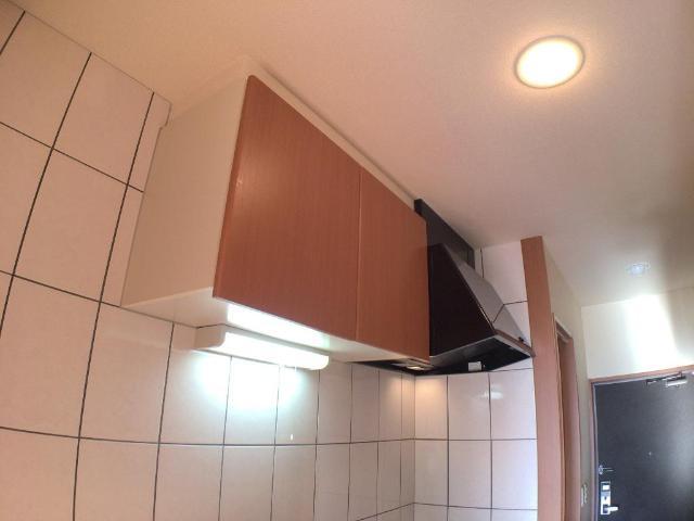 クリザンティーム 102号室のキッチン