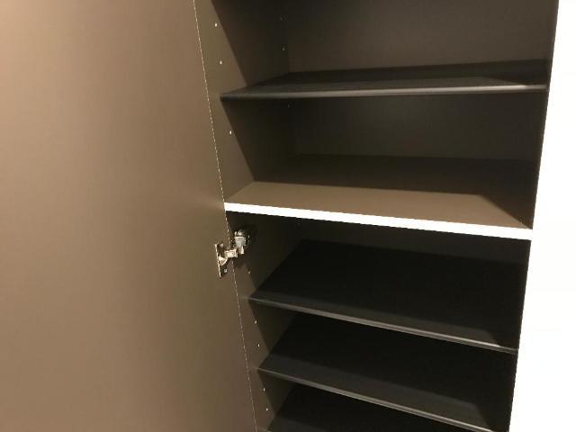 エトワールシャトー 102号室の収納
