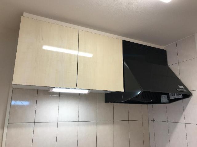 エトワールシャトー 102号室のキッチン