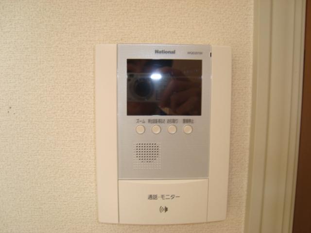 サンジュールウエストA 103号室のセキュリティ