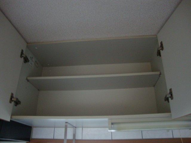 プランドール 201号室の収納