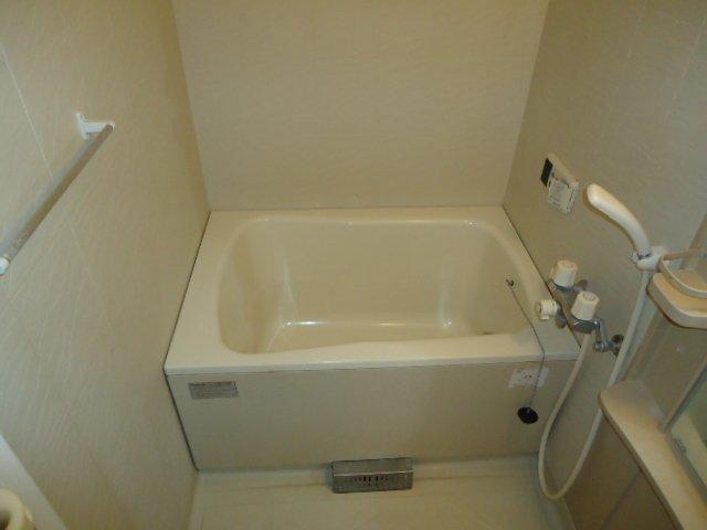 フォレスト粕川 B棟 101号室の風呂