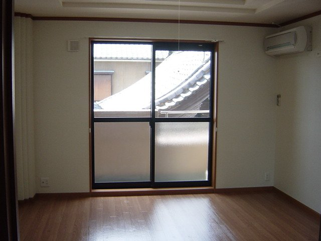ブルーサンズ セントラル 203号室の景色
