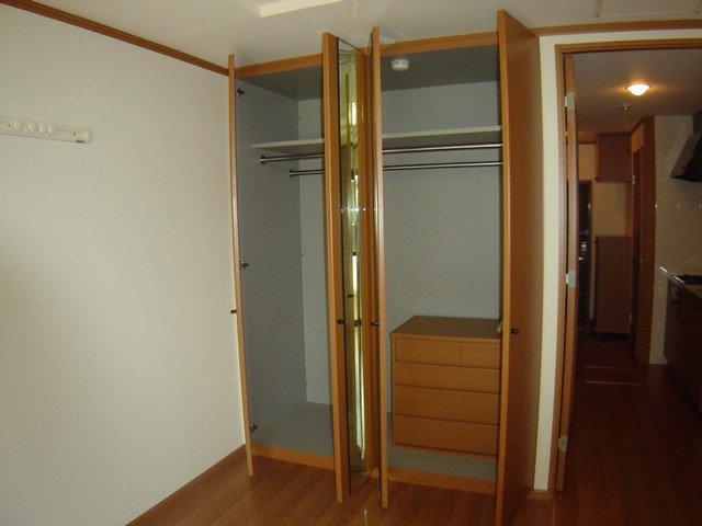ブルーサンズ セントラル 103号室の収納