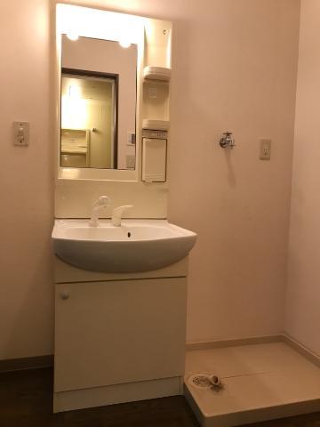 ラフォーレ今里 102号室の洗面所