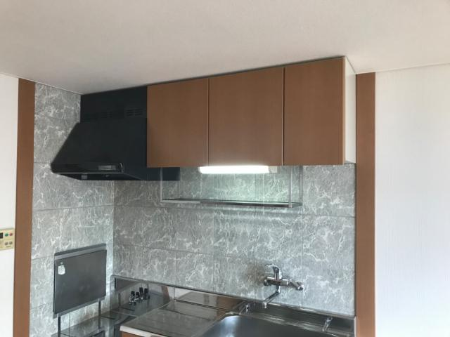 グリーンパレスⅡ 203号室のキッチン
