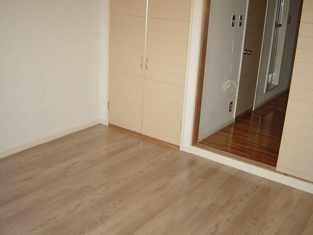 リバティ渋谷 00307号室のベッドルーム