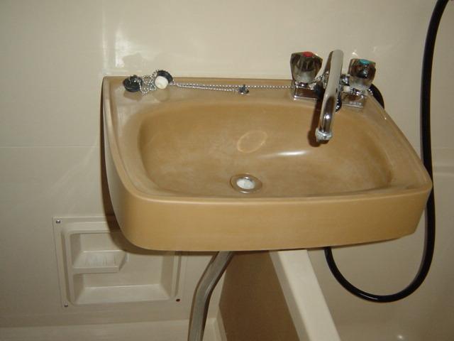 リバティ渋谷 00307号室の洗面所