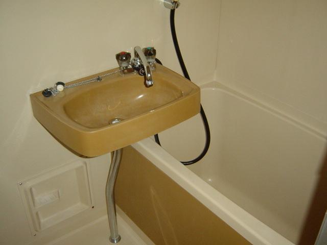 リバティ渋谷 00307号室の風呂
