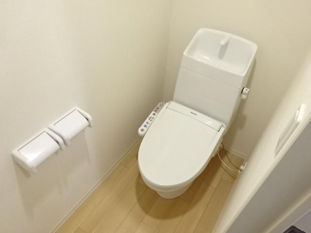 (仮称)日川スターテラスⅡA 103号室のトイレ