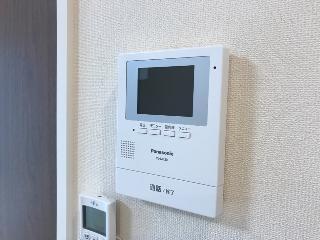 (仮称)日川スターテラスⅡA 201号室のリビング