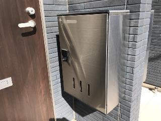 (仮称)日川スターテラスⅡA 201号室の玄関