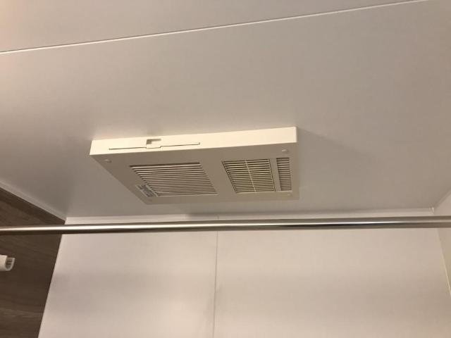 (仮称)日川スターテラスⅡA 201号室の洗面所