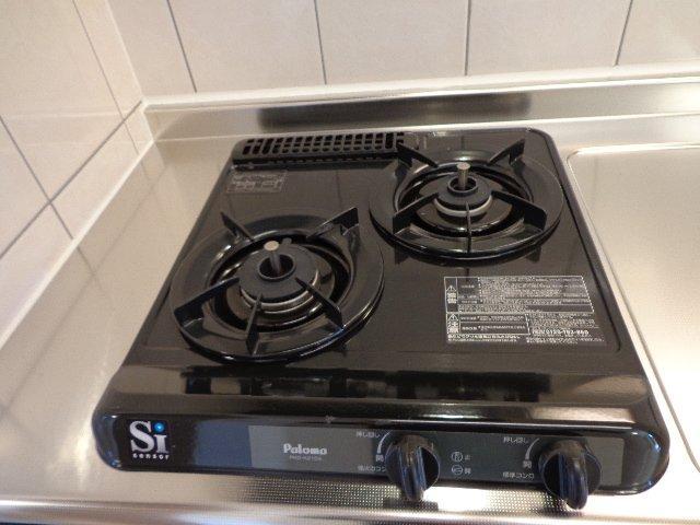 (仮称)日川スターテラスⅡA 202号室のキッチン