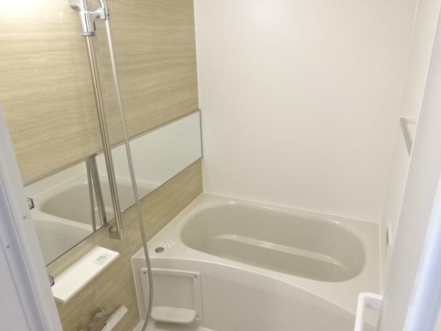 (仮称)日川スターテラスⅡA 202号室の風呂