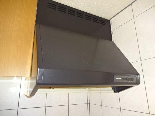 グランベル 202号室のキッチン
