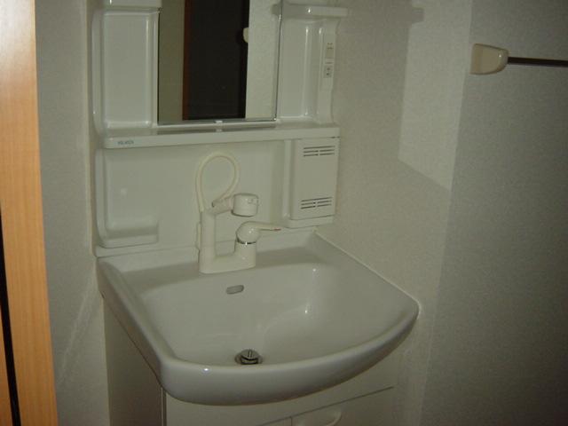 グランベル 202号室の洗面所