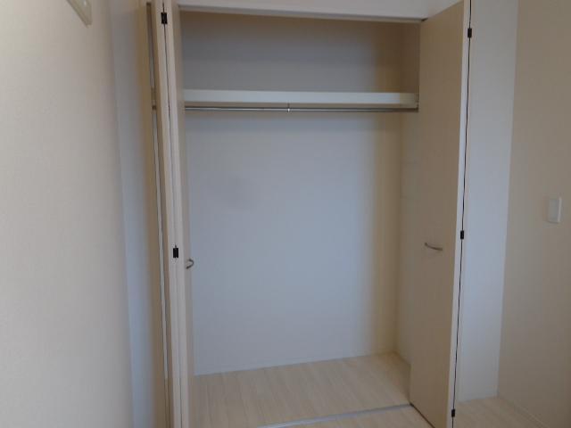(仮称)知手中央 シェルルTPⅢ新築 206号室の収納