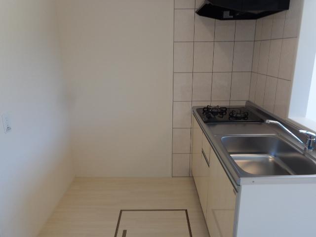 (仮称)知手中央 シェルルTPⅢ新築 206号室のキッチン