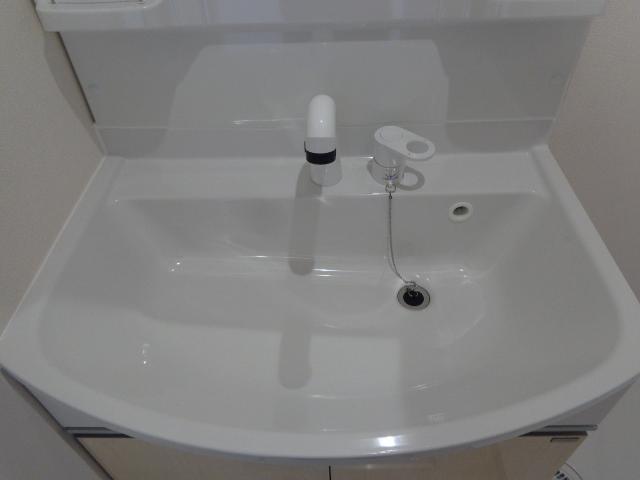 (仮称)知手中央 シェルルTPⅢ新築 102号室の洗面所