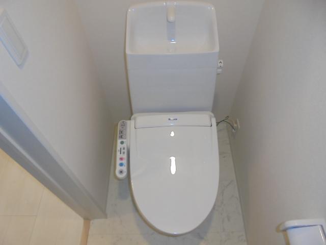 (仮称)日川スターテラスⅡ B 101号室のトイレ