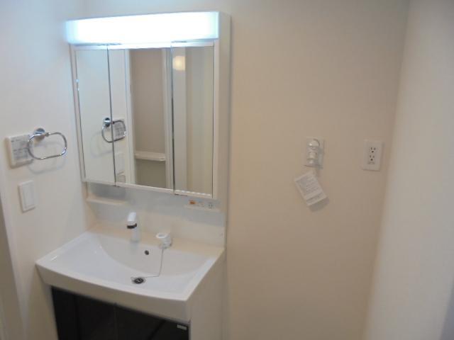 (仮称)日川スターテラスⅡ B 203号室の洗面所