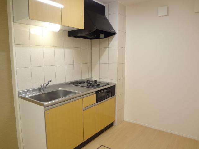 La-recolte 106号室のキッチン