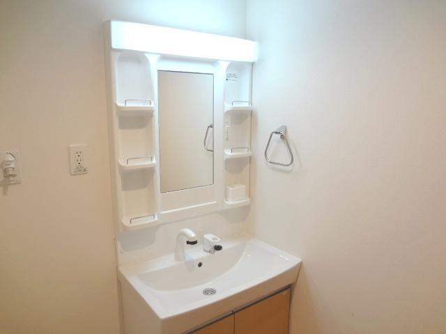 La-recolte 106号室の洗面所