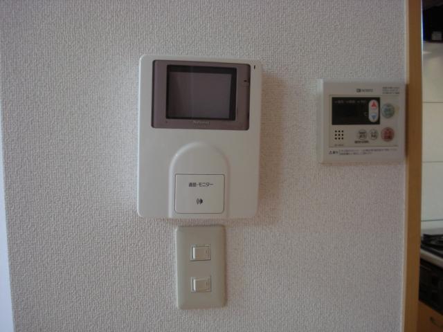 ルナフォレスタ 101号室のセキュリティ