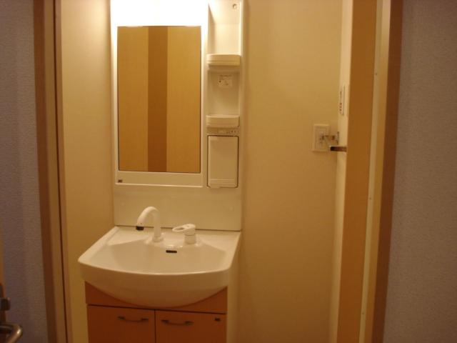 ルナフォレスタ 101号室の洗面所