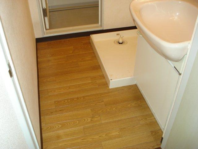 グランチェスタ 00201号室の洗面所