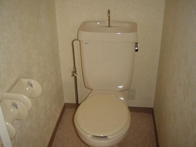 グランチェスタ 00201号室のトイレ