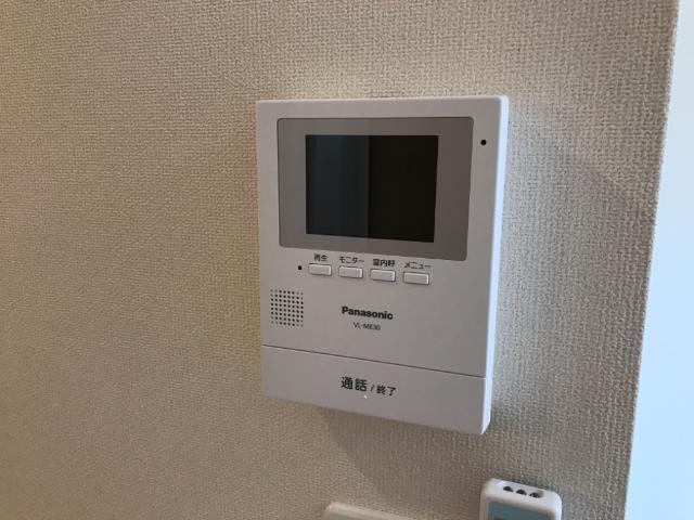 アリエッタ U 101号室のセキュリティ