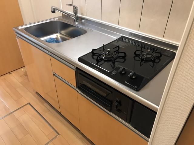 アリエッタ U 101号室のキッチン