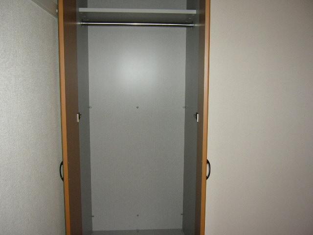 グレイスヴィラ 201号室の収納