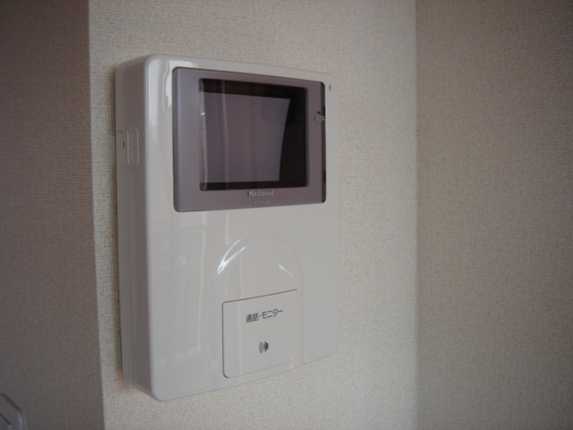 グレイスヴィラ 201号室のセキュリティ
