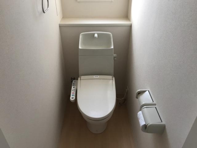 SGT Ⅰ 206号室のトイレ