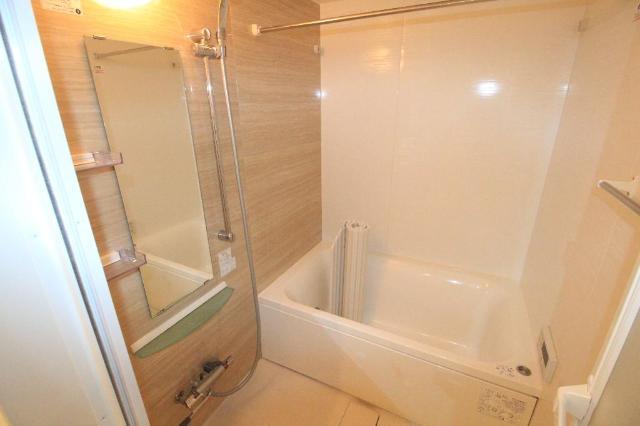 メゾンドU参番館 205号室の風呂
