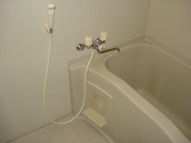 樹里庵 102号室の風呂