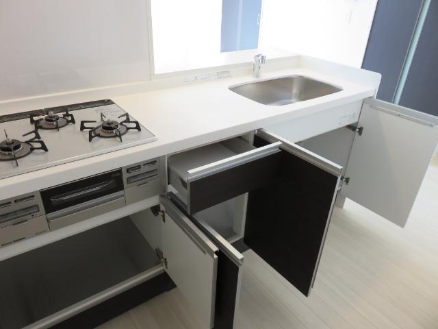 (仮称)平塚市紅谷町マンション新築工事 00301号室の設備