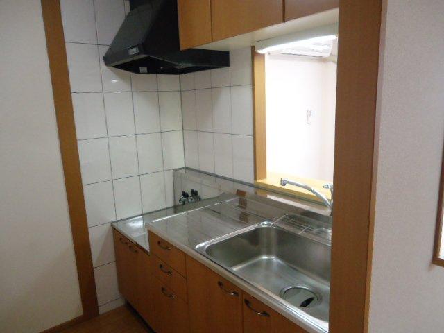 アーバンコートT.B棟 202号室のキッチン