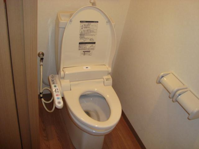 ハーモニーヒルズ 103号室のトイレ