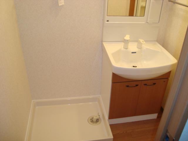 ハーモニーヒルズ 103号室の洗面所
