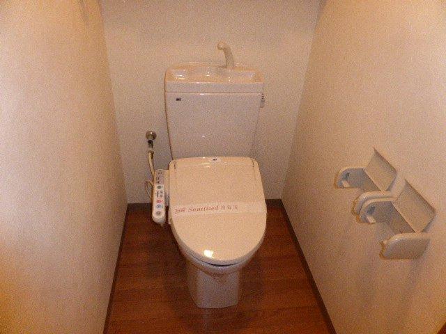 ハーモニーヒルズ 101号室のトイレ