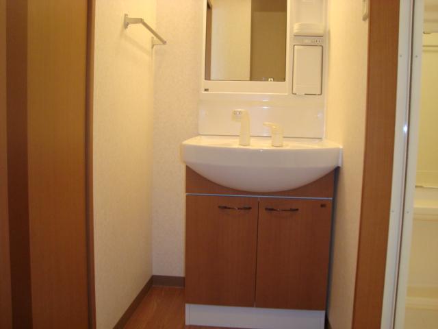 ハーモニーヒルズ 101号室の洗面所
