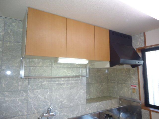 リビエール 202号室のキッチン