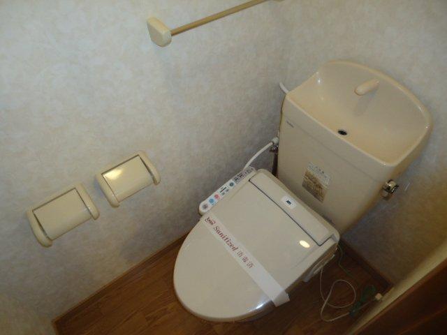 リビエール 202号室のトイレ